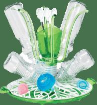 MUNCHKIN – Odkvapkávajúci stojan na 12 fľašiek