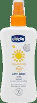 CHICCO Opaľovacie mlieko v spreji - faktor SPF 50 - 150 ml, 12m +