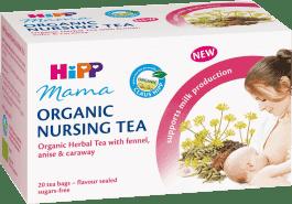 HIPP MAMA Bio čaj pre dojčiace matky 20x1,5g