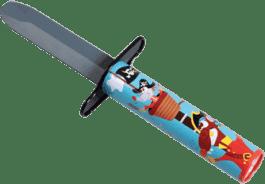 SCRATCH Pirátský nůž