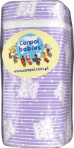 CANPOL Babies Termoobal na 1 láhev UNIVERSAL, Fialový