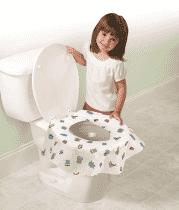 SUMMER INFANT Jednorazowa ochrona na deskę wc