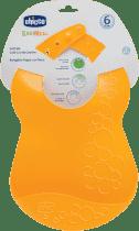 CHICCO Podbradník plast 6m + - oranžový