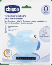 CHICCO Teplomer Rybička, svetlo-modrá