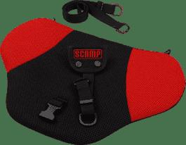 SCAMP Pas bezpieczeństwa dla kobiet w ciąży – Czarno-czerwony
