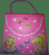 KNIHA Pohádky z kabelky růžové