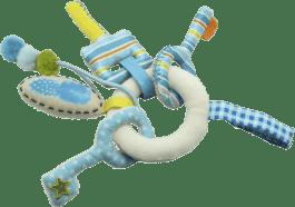 Dushi Hrkálka kľúče, modré
