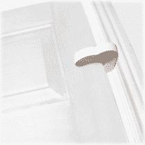 LINDAM Bezpečnostní zábrana na dveře pěnová 1ks