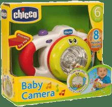 CHICCO Aparat fotograficzny 8 melodii