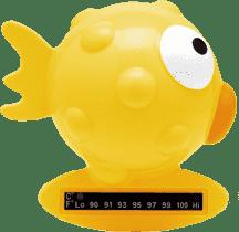 CHICCO Teplomer do vody rybka - oranžová