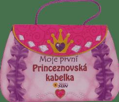 KNIHA Moja prvá princeznovská kabelka