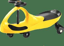 SUN BABY Vozítko Twist Car – žlutá