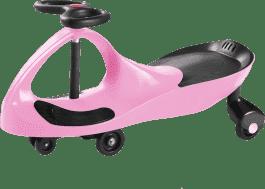 SUN BABY Vozítko Twist Car – ružová