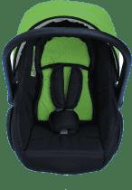 SUN BABY Autosedačka (0-13kg) ke kočárku Ibiza – Zelená