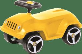 BRUMEE Jeździk BRUMEE WILDEE żółty