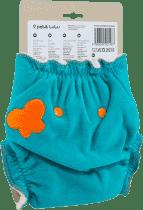 PETIT LULU Pieluchomajtki uniwersalne pat, welur – pomarańczowy motylek