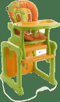 BABYPOINT Gracia židlička - oranžová