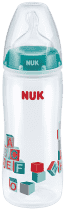 NUK First Choice+ PP 360ml láhev - zelená