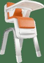 NUNA Jedálenská stolička Nu Zaaz – Orange