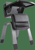 NUNA Jedálenská stolička Nu Zaaz – Pewter