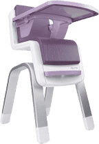NUNA Jídelní židlička Nu Zaaz – Plum