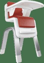 NUNA Jídelní židlička Nu Zaaz – Scarlet