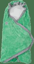 LODGER Zavinovačka Wrapper Newborn Cotton – Anise