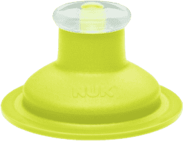 NUK FC Náhradné náustok Push-Pull silikónové - zelené