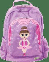 BOBBLE ART Detský batoh veľký Baletka
