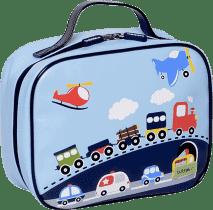 BOBBLE ART Box na desiatu Dopravné prostriedky