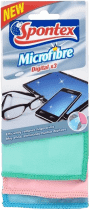 SPONTEX Digital mikroutierka, 3 ks