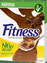 NESTLÉ FITNESS Cereálie čokoládové 375g