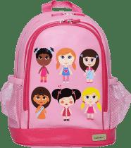 BOBBLE ART Dziecięcy plecak PVC Lalki