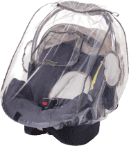 DIAGO Pláštěnka Comfort Baby Car Seat