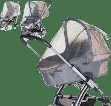 DIAGO Uniwersalna folia przeciwdeszczowa na wózek 3w1