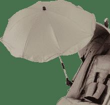 DIAGO Parasolka przeciwsłoneczna do wózka – beżowa