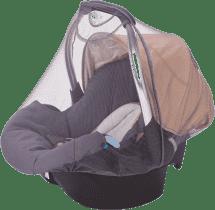 DIAGO Moskitiera do fotelika samochodowego – szara