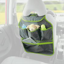 DIAGO Organizér do auta – zelená