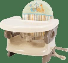 SUMMER INFANT Luksusowe siedzisko do karmienia skladane