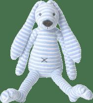 HAPPY HORSE Modrý pruhovaný králiček Reece 2