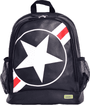 BOBBLE ART Detský batoh PVC veľký Hviezda