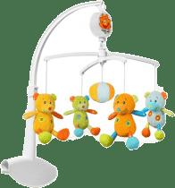 BABY ONO Kolotoč hudobný – Medvedíky
