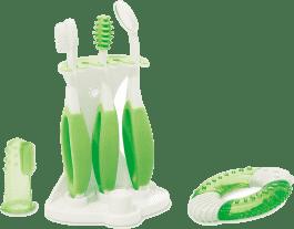 SUMMER INFANT Zestaw do higieny jamy ustnej 6 elementów