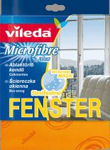 Vileda ściereczka do mycia okien z Mikrofibry (1 szt.)