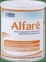 NESTLÉ Alfaré (400g) mliečna výživa - dojčenské mlieko