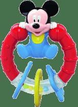 CLEMENTONI Grzechotka Mickey obrotowy – blister