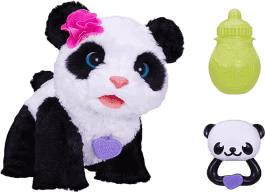HASBRO Fur Real Friends moja panda Pom Pom