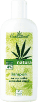CANNADERM Natura šampón na normálne a mastné vlasy 200ml