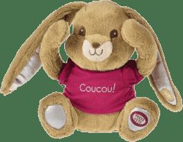 PIOUPIOU MERVEILLES Interaktivní zajíček Coucou