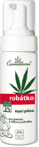 CANNADERM Pianka do mycia 180 ml